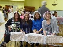P1070331 : Jo Sanderson, Elaine Selby, Karen Baker, Beverly Wilson