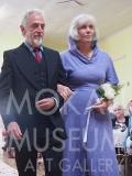 PA128698 : Anne Barker, Mick Turton