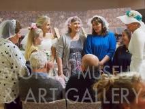 PA129175 : Maxine Lovell, Jo Sanderson, Elaine Selby, Karen Baker, Beverly Wilson