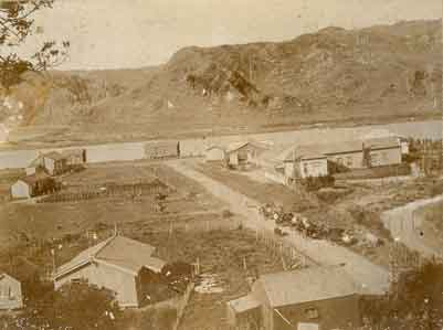 Settlement of Awakino