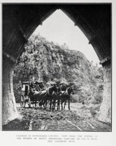 mt messenger tunnel 1919