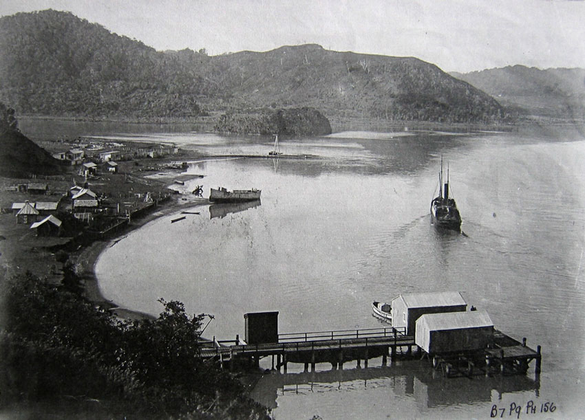 Mokau River 19th Century
