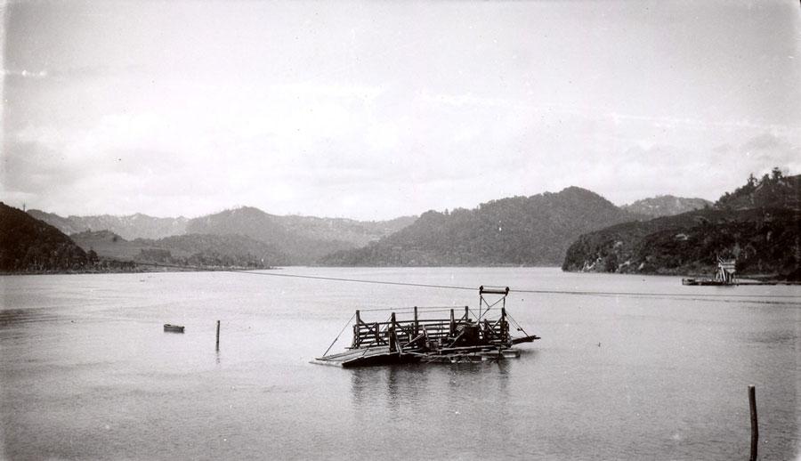 Mokau River Punt