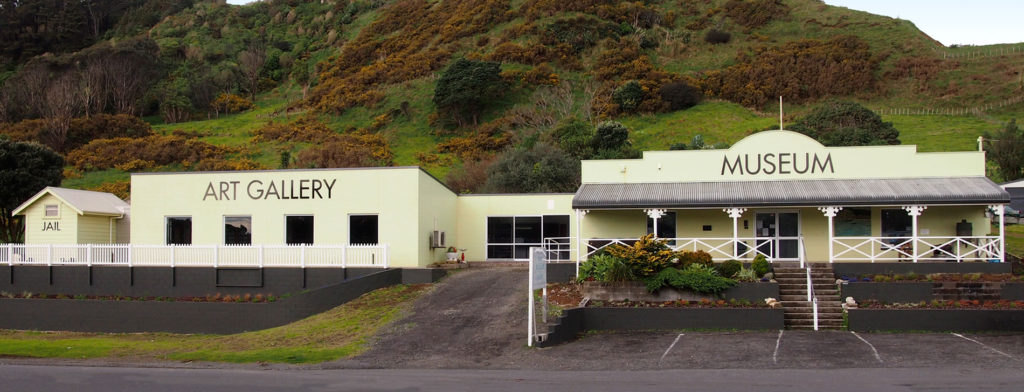 about us mokau museum
