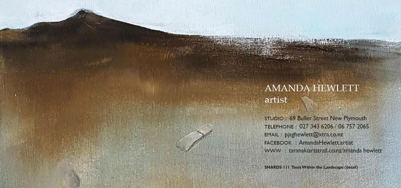 Amanda Hewlett contact details