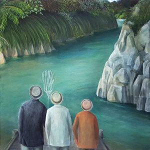The River Watchers - Amanda Hewlett