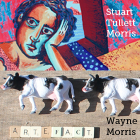 Wayne Morris and Stuart Tullett Morris