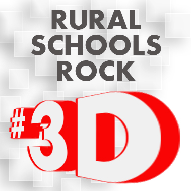 Rural Schools Rock – 3D